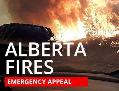 Alberta Fires Appeal