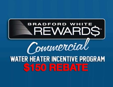 Bradford White Commercial Rebate
