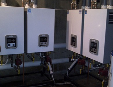 Sacred Hearts School Boiler Upgrade